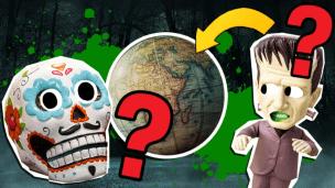 Halloween Geography Quiz