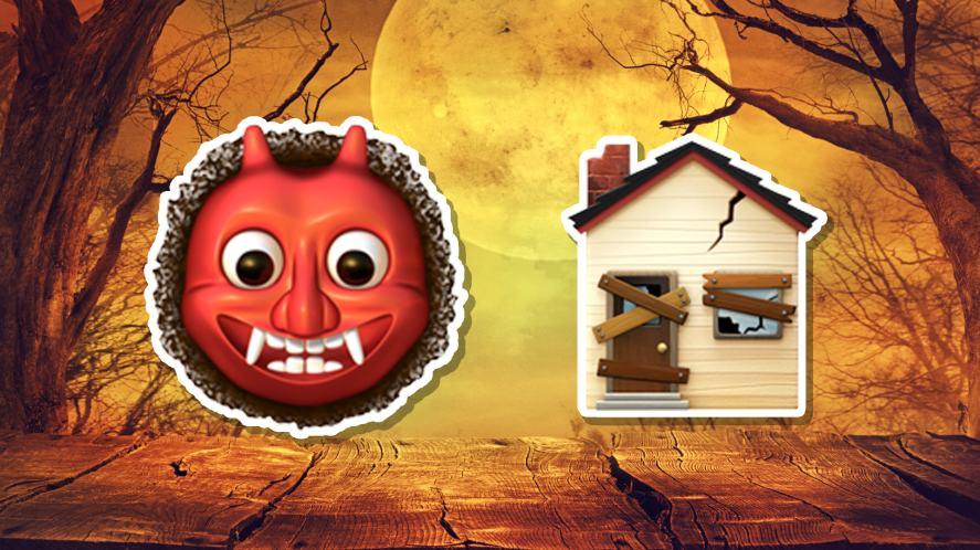 Halloween emoji quiz