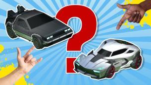 Rocket League Car Quiz