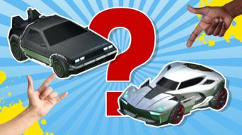 Rocket League Car Quiz