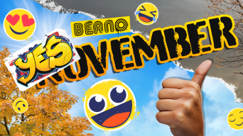 Yes-Vember!