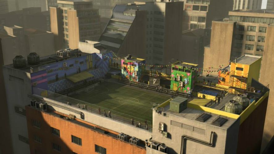 Volta mode in FIFA 21