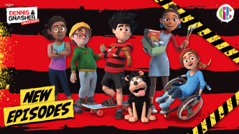 Dennis & Gnasher: Unleashed – Series 2 Returns!
