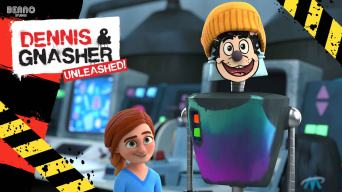 Dennis & Gnasher Unleashed! Series 2 - Episode 18: Inventor's Block