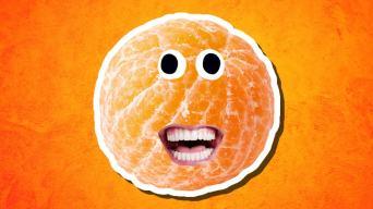 Freshly Squeezed Orange Jokes.