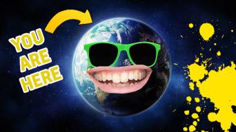 Earth Facts Thumbnail