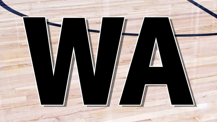 WA and a netball court