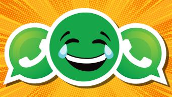 WhatsApp emojis laughing