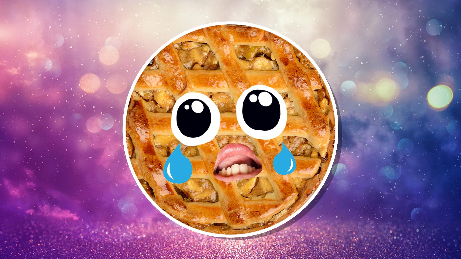 Apple pie cry