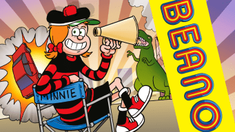Inside Beano no 4063 - Lights, Camera, Minx!