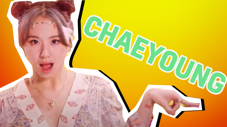 Chaeyoung result