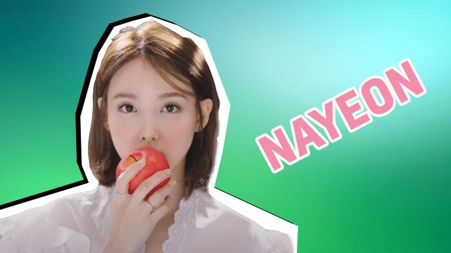 Nayeon result