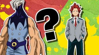 My hero Academia: Would You Rather...