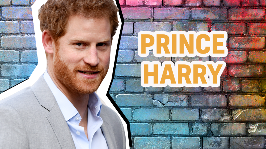 Prince Harry Result