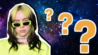 What celebrity am I quiz thumbnail