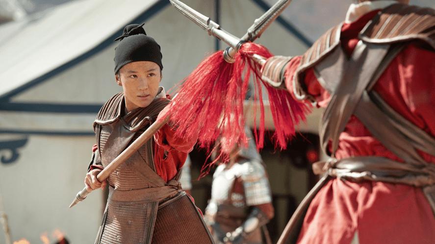 Mulan training
