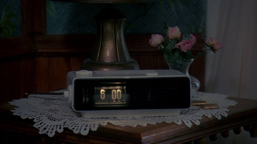 A scene from Groundhog Day