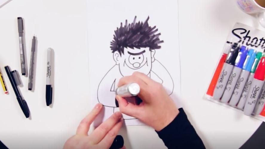 Drawing Dennis