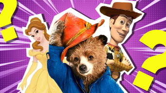 Paddington, Woody and Belle