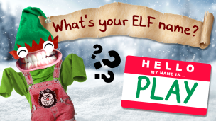 What's YOUR Christmas Elf Name?