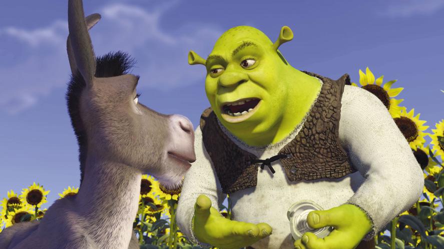 Scene from Shrek