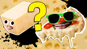 What Kind of Cheese Am I? Quiz