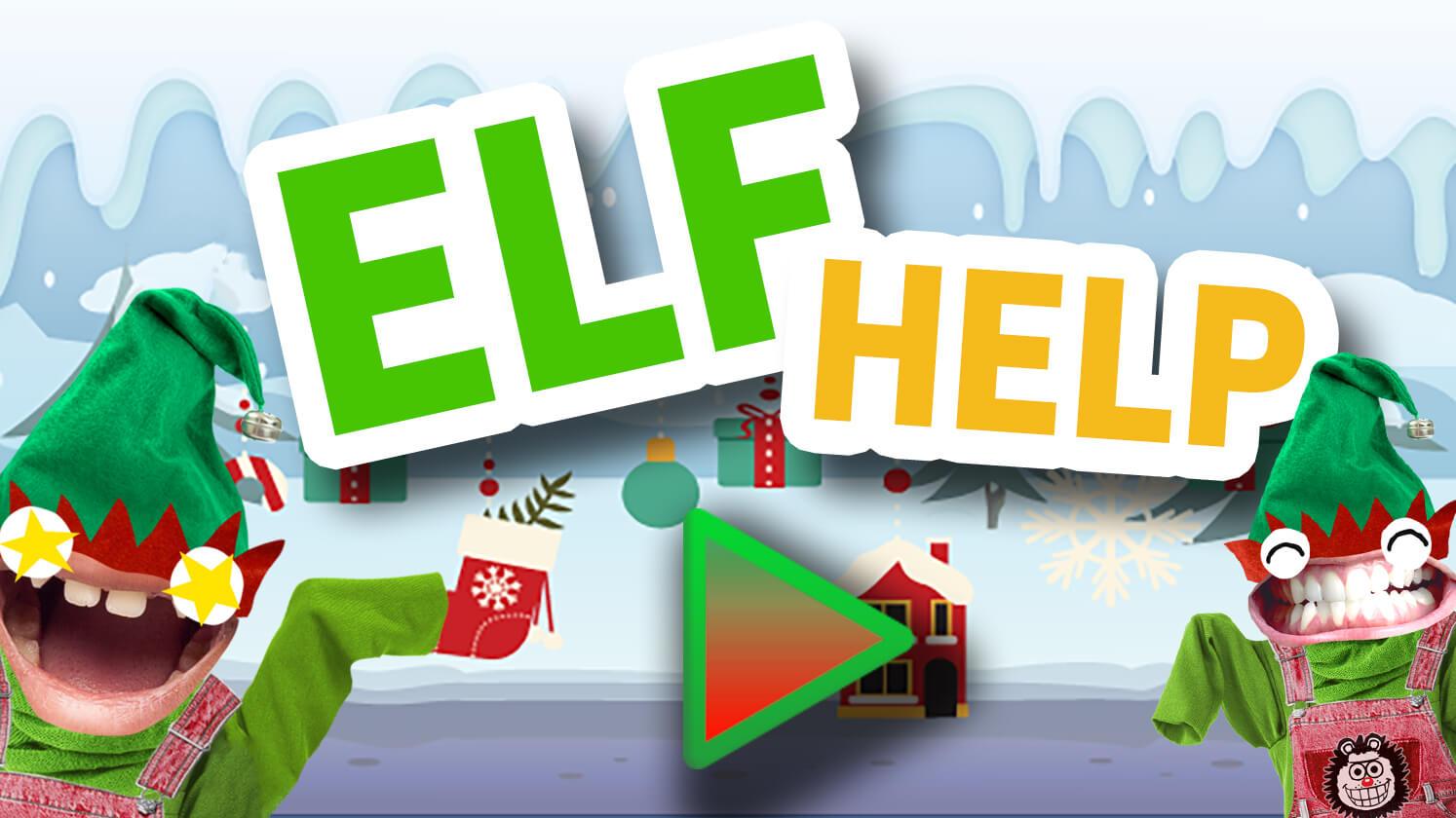 Play ELF HELP!