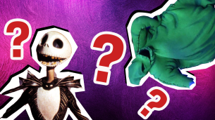 Nightmare Before Christmas Quiz Thumbnail