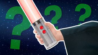 Lightsaber colour quiz