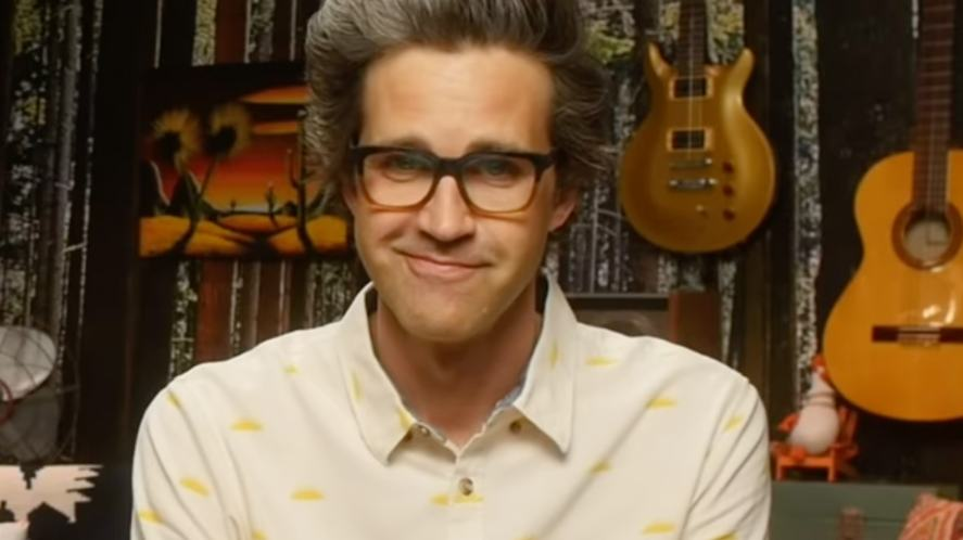 Link on Good Mythical Morning
