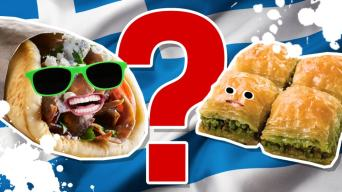 Greek food trivia
