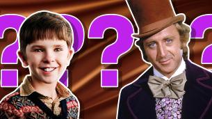 Willy Wonka quiz