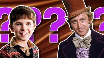 Willy Wonka quiz