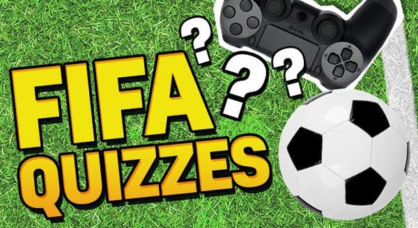 FIFA Quizzes