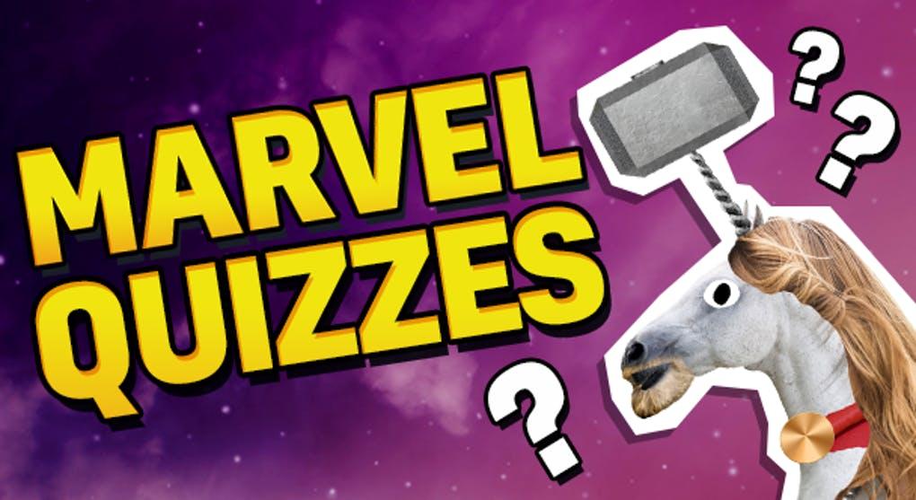 Marvel Quizzes