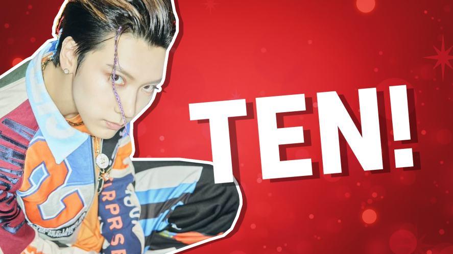 Ten from SuperM