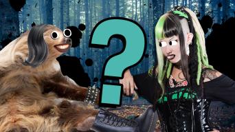 Sloth or Goth?