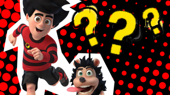 Dennis and Gnasher Season 2 Quiz