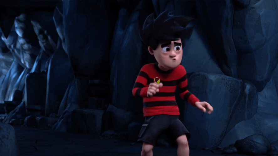 Dennis and Gnasher Unleashed