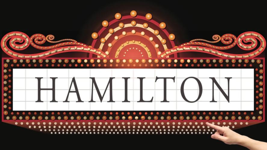 Hamilton musical
