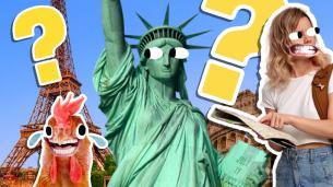 World Famous Landmarks Quiz