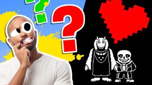 Undertale Quiz: Which colour soul are you?