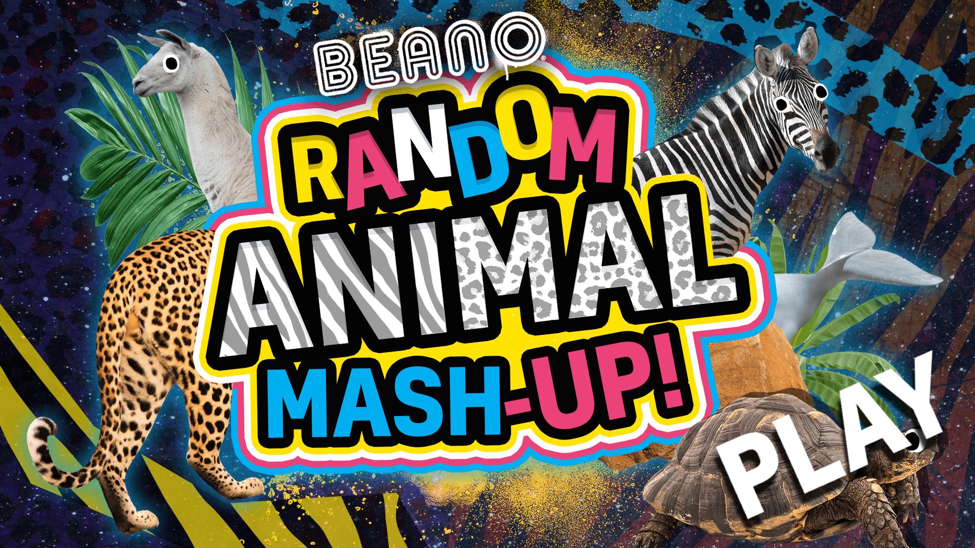 Random Animal Mash-Up!