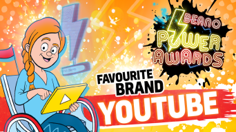 Favourite Brand: Beano Power Awards 2020