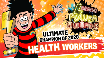 Ultimate Champion: Beano Power Awards