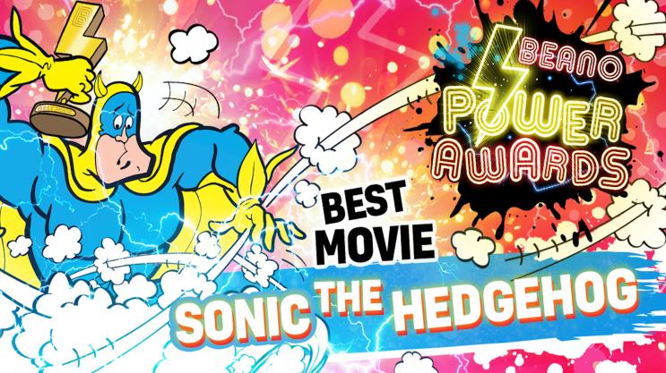 Movie of the Year: Beano Power Awards 2020