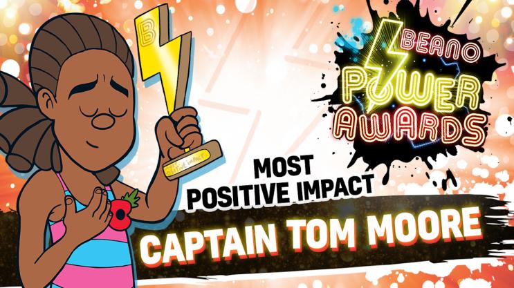 Most Positive Impact: Beano Power Awards