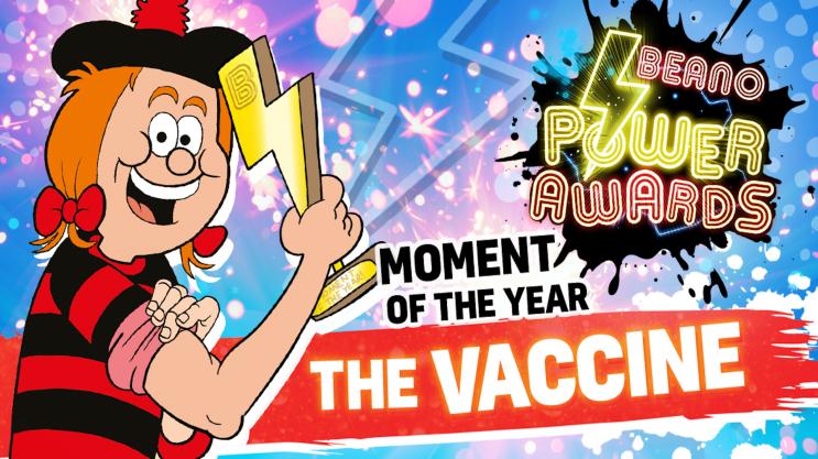 Moment of the Year: Beano Power Awards 2020