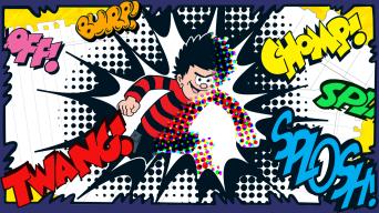 BEANO: Comic Scene Creator