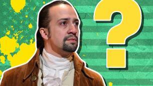 Hamilton Lyrics Quiz